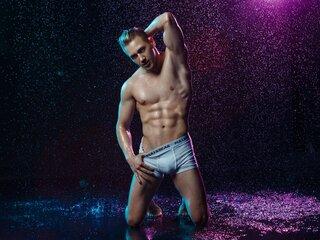 SteveSanders naked toy show